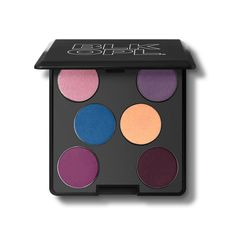 (aff) High pigment. Satin to matte finish. Seamless coverage Color-rich shadows accessorize eyes in ultra-chic, glam looks.