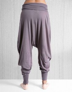 Harem Pants, Harem Trousers, Yoga Pants, Yoga Clothing via Etsy. I don't think this was pinned with humorous intent, but I found it darn funny!