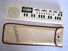 CASIO VL-Tone...LOVED LOVED this!!