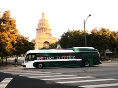 Proterra Introduces Extended-Range Electric Bus, Flexible Battery System   Business Wire