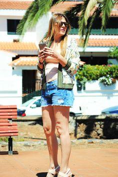 Bomber. Pinkmomentsblog Tenerife. Bloggers Canarias.