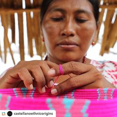 #GPRepost @castellanoethnicorigins ======> @castellanoethnicorigins:In Colombia We empower women by enabling them to be self-sufficient and create a business for themselves but we also empower them to set their own prices which makes us different from other brands. We practice fair trade: We pay the price they set and the women are able to make a sustainable income. In addition we are able to impact the communities in two ways: 1) Women can provide for their families and 2) We utilize…