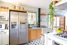 O Dia de Hoje e a Cozinha da Fran | Casa de Valentina