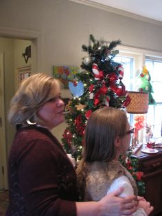 Flair For Home: A Mother/Daughter Cookie Exchange~ Fun Times!