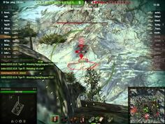 World of tanks Is3 + Tiger II Sacred Valley Gameplay - YouTube