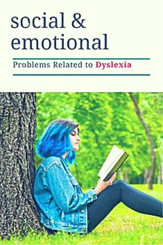 Social and Emotional Problems Related to Dyslexia #dyslexia #dyslexiasignsandsymptoms #dyslexiastrategies #dyslexiateaching #dyslexiatreatment #dyslexialearning #dyslexiacause #dyslexiadiagnosis #dyslexiasignsof #dyslexiaactivities #dyslexiateaching #dyslexiakids #dyslexiaawarness #dyslexiaparents #dyslexiaadult #dyslexiastrategies