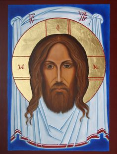 Holy Face of Christ Icon