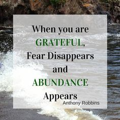 Living an abundant life means living life happy and fulfilled. It means seeing opportunity in every challenge. It is really about attitude. So, how do you develop an abundant attitude -- check out these tips. #abundantlife