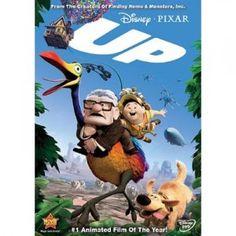 Up -- Disney Pixar