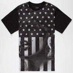 FAMOUS STARS & STRAPS Norma Mens T-Shirt #Tillys #FamousStars&Straps #Famous #graphictee #America