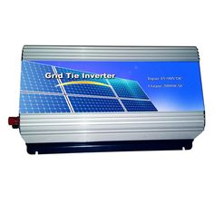 335.61$  Buy now - http://ali8i7.worldwells.pw/go.php?t=32786849592 - 2000W Grid Tie Power Inverter Pure Sine Wave inverter 2KW 45-90V DC to AC 220Vac Solar grid tie Inverter 335.61$