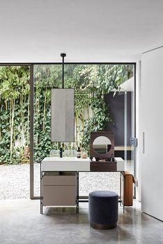 Narciso washbasin - design by Andrea Parisio and Giuseppe Pezzano for Ceramica Cielo