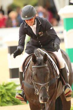 Rolex 2013 winner Andrew Nicholson on Quimbo!