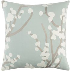 Artistic Weavers Kingdom Anna 18 Inch Pillow Cover And Poly Insert Floral Throws, Floral Throw Pillows, Throw Pillow Sets, Linen Pillows, Cotton Pillow, Outdoor Throw Pillows, Designer Throw Pillows, Down Pillows, Decorative Pillows
