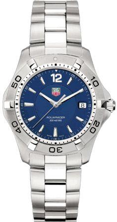 4e7e4447023 TAG Heuer Aquaracer WAF1113.BA0801 Reloj Del Mundo