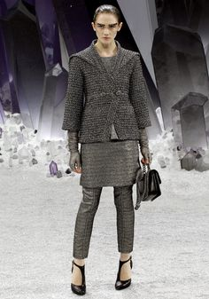 Chanel Fall 2012 RTW #AW2012