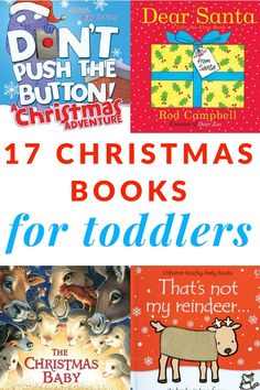 The Best Christmas Picks for Toddlers : Christmas Books for Toddlers: Board books that your toddlers will ask you to read over and over all Christmas season long. Board books that your toddlers will ask you to read over and over all season long. Christmas Books For Kids, Christmas Picks, Toddler Christmas, Christmas Fun, Preschool Christmas, Xmas, Creative Activities For Kids, Toddler Activities, Toddler Books