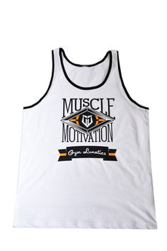 919963bc096a2 Men s Muscle Motivation Diamond Eye Tank Top