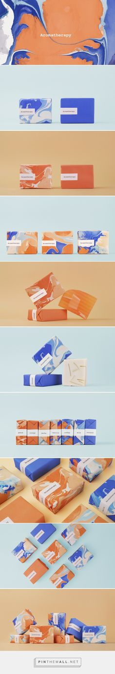 Aromatherapy Soap Packaging by Alaa Amra | Fivestar Branding Agency – Design and Branding Agency & Curated Inspiration Gallery