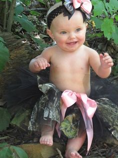 Mossy Oak Camo Tutu by princesstutus2010 on Etsy, $25.00
