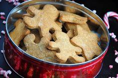 celozrnne medovniky Christmas Time, Cookies, Baking, Health, Recipes, Food, Basket, Crack Crackers, Health Care