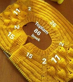 Baby Knitting Patterns Cowl The top of a raglan cardigan This Pin was discovered by Zehra ÖZpamukçu. Be bebekler için [ Baby Knitting Patterns, Knitting For Kids, Hand Knitting, Crochet Patterns, Diy Crafts Knitting, Diy Crafts Crochet, Knitting Projects, Knitted Baby Cardigan, Knitted Baby Clothes
