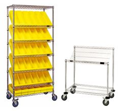 Find out more about our wire shelving and slanted shelving. Quantum Storage Systems offers a wide range of storage products. Wire Shelving, Kitchen Cart, Storage, Home Decor, Products, Purse Storage, Decoration Home, Room Decor, Larger