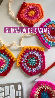 Crochet Beret, Freeform Crochet, Thread Crochet, Love Crochet, Crochet Granny, Diy Crochet, Crochet Flowers, Single Crochet, Crochet Baby