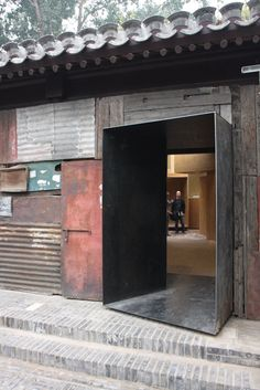 Gallery - Micro-Hutong / standardarchitecture - 6