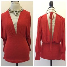 NWOT Zara Top Size S but can fit an XS Zara Tops Blouses