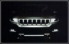 2019 Jeep Grand Wagoneer: SUV with Mysterious Power Beneath