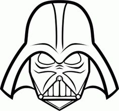 How-To. Draw Darth Vader