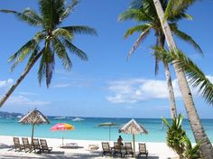 Boracay, Philippines I want to go visit my family in the Philippines with my mom.