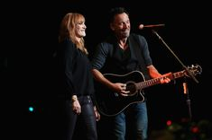Bruce Springsteen Patti Scialfa Photos: 2014 Stand Up For Heroes - Show