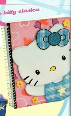 Sanrio Hello Kitty, Fictional Characters, Art, Molde, Ideas, Activity Toys, Decorated Binders, Jelly Beans, Notebooks
