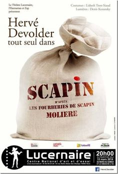 Scapin ? Une fourberie inachevée