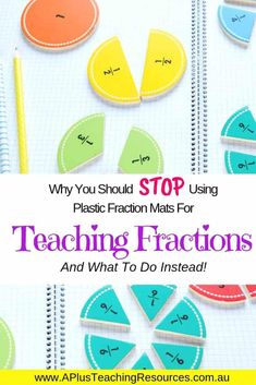 Helping Students Learn Fractions? {DO THIS For AWESOME Results!}