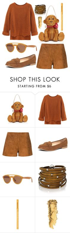 """Comfy and chic (teenager style)"" by stevie-pumpkin ❤ liked on Polyvore featuring Kate Spade, WithChic, rag & bone, Dorothy Perkins, Tom Ford, Sif Jakobs Jewellery and Too Faced Cosmetics"