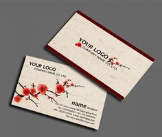 Elegant business card templates free download card httpweili classical chinese wind card psd templates free download card httpweili reheart Gallery