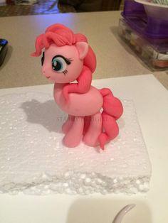 my little pony topper tutorial