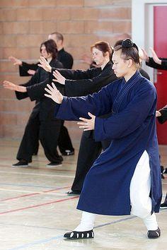 Zhang Wei Hai - Tai Chi workshop China | par Wudang Lucia
