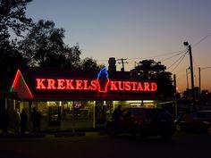 Decatur, IL Krekels Kustard