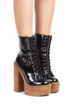 Jeffrey Campbell Paulita-  wish I could pull these off