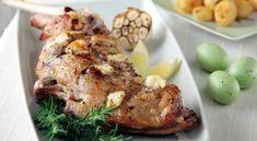 Αρνάκι Γκιούλμπασι στη λαδόκολα Greek Beauty, Greek Recipes, Lamb, Food And Drink, Turkey, Cooking Recipes, Dishes, Chicken, Meat
