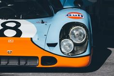 What Has Kept The Gulf Racing Livery So Special For So Long? • Petrolicious