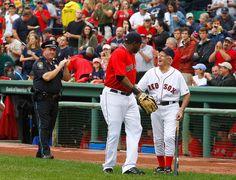 Texas Rangers vs. Boston Red Sox  05/04/2013 3:05PM  Rangers Ballpark In Arlington  Arlington, TX