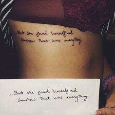 Taylor Swift designed a tattoo for a fan
