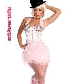 BURLESQUE The Movie 2012 Ballerina Women's Halloween Fancy Dress Costume #CompleteCostume