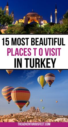 Traveling to Turkey and looking for what to do? Here are the most beautiful places in Turkey that you shouldn't miss.| best places to visit in Turkey|best places in Turkey| best places to travel in Turkey| best places to see in Turkey| best places to go in Turkey| beautiful places in turkey| things to do in turkey| bucket list places in turkey| what to do in Turkey | Best cities in Turkey| Best cities to visit in a Turkey | where to go in Turkey |bucket list destintions in Turkey Europe Travel Tips, Travel Advice, Travel Guides, Travel Destinations, Trip Planner, Travel Planner, Beautiful Places To Visit, Cool Places To Visit, Istanbul Guide