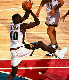 old school.... Shawn Kemp